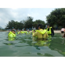 橋咀浮潛賞珊瑚體驗日