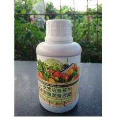 綠意得天然培養基有機營養液肥(500g)